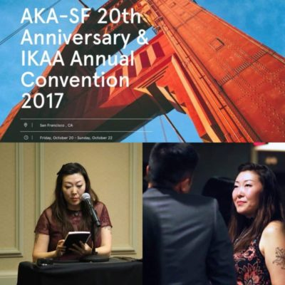 AKA-SF 20th Anniversary & IKAA Annual Convention 2017