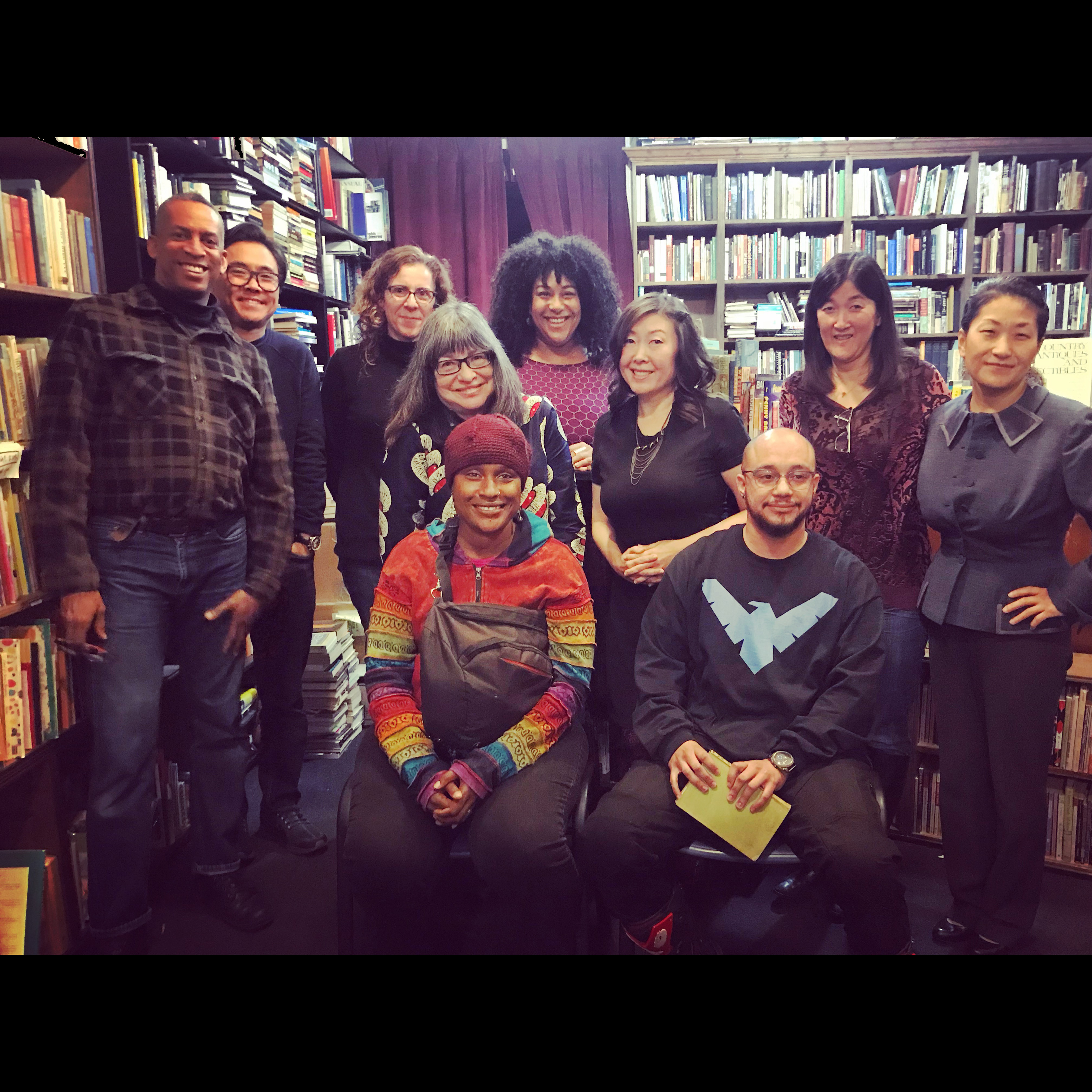 NAAM Readings and Discussion in Oakland